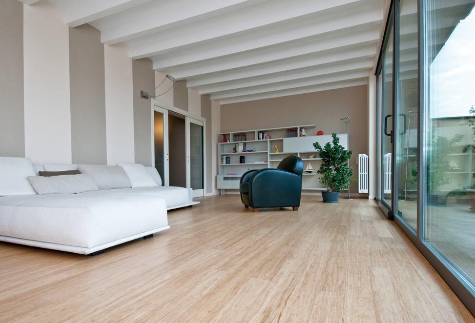 pavimenti interni legno e parquet esempio abitazione