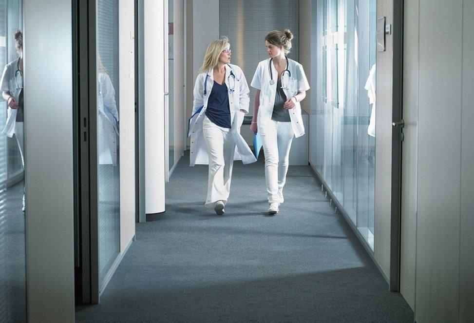 pavimenti tecnici resilienti per interno dottori