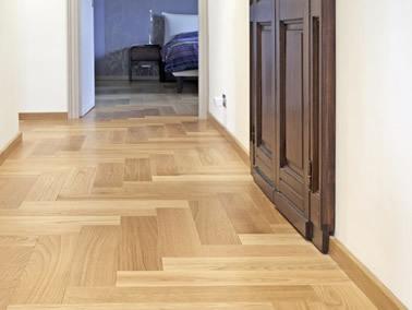 carrara mario pavimenti interni legno parquet, esempio casa corridoio