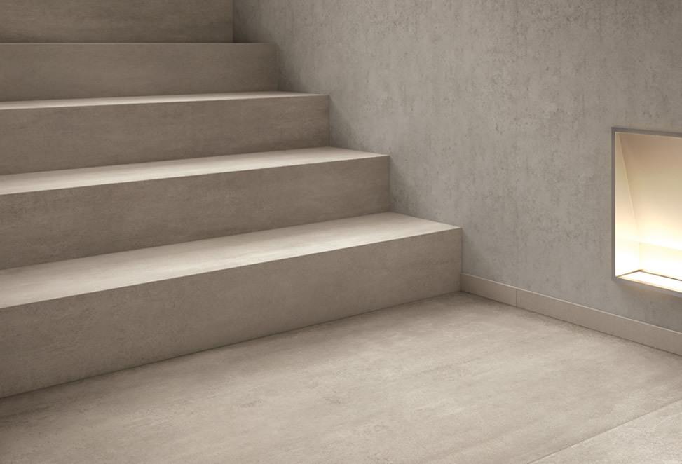 scale gres porcellanato bergamo minimale