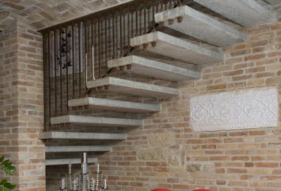 scale pietra naturale bergamo